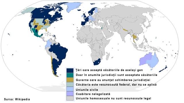 Harta LGBT 2014