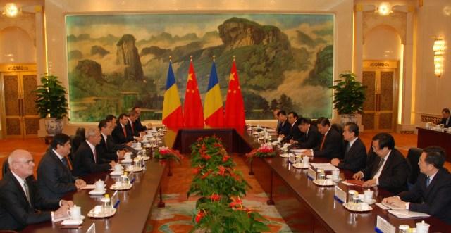 Presdintele Xi Jinping - Premierul Victor Ponta, 2 septembrie 2014 2