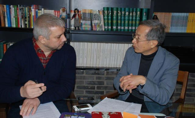 Interviu prof Luo Dongquan, decembrie 2014 A