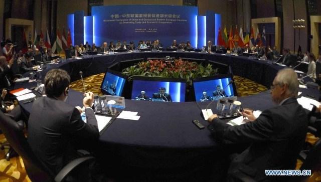 Perspectivele coperarii China - ECE, in contextul relatiilor China - UE