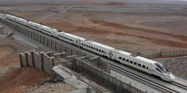 China, cale ferata de mare viteza 2