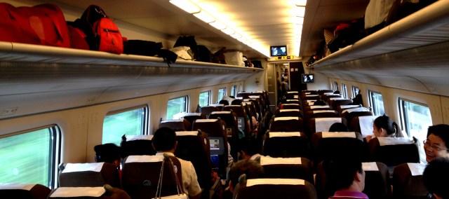 China, cale ferata de mare viteza 5