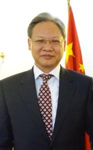 Ambasadorul RP Chineze in Romania, ES Xu Feigong