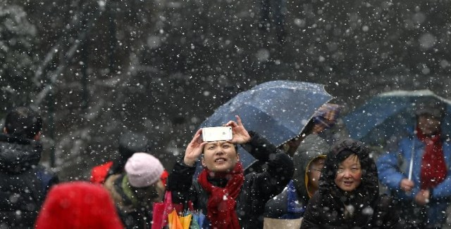 Ninsoare de anul nou la Beijing 2015, F