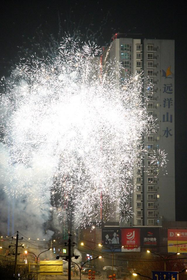 Sarbatoarea Po WU, Beijing 2015 Ca