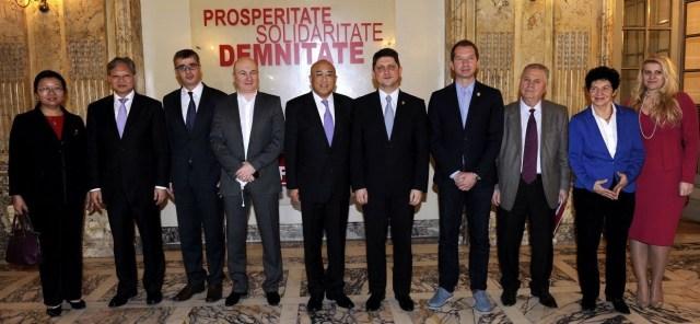 O delegatie a Partidului Comunist Chinez a vizitat Romania 2