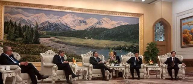 Delegatie PE S&D, China 2015 3