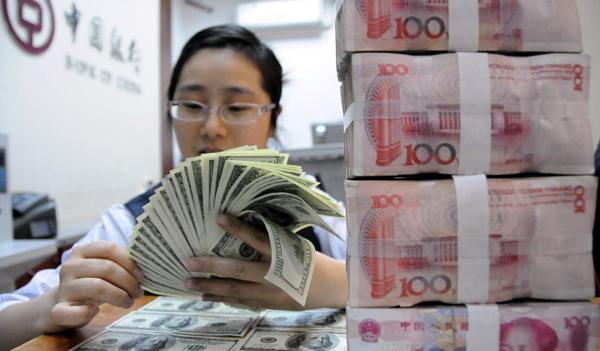 Chinezii trimit in tara 66 miliarde USD