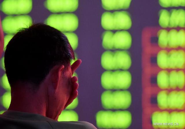 Piata bursiera chineza s-a prabusit din nou_24.08.2015