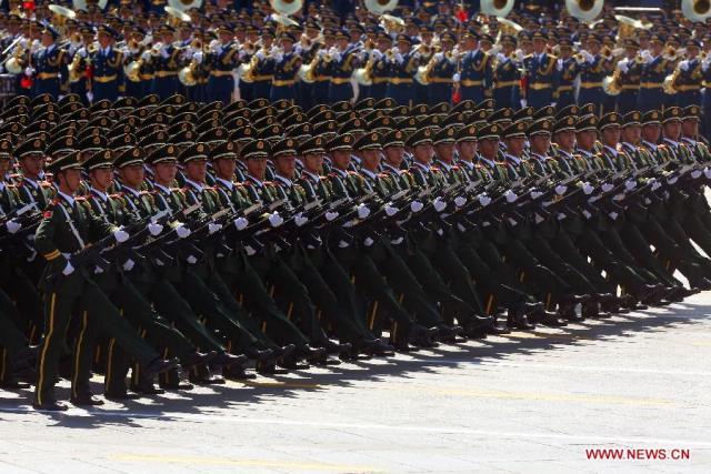 Parada China 70 Ani WWII, 03.09.2015 6