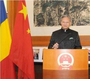 Xinhua - Romania doreste consolidarea cooperarii cu China 2