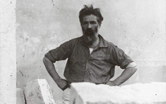 Constantin Brancusi 1876 – 1957