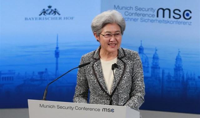 Fu Ying, vice-ministrul chinez de externe