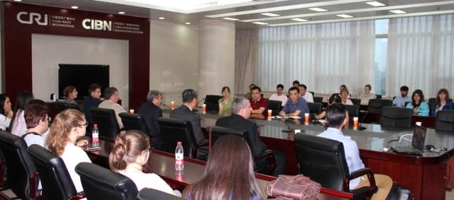 5 Vizita Confucius la CRI 2016