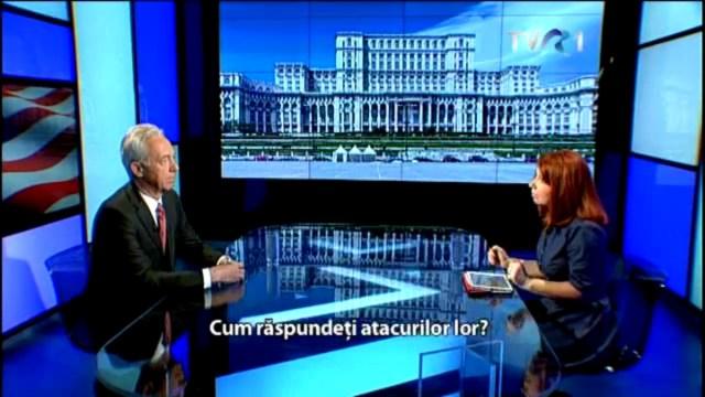 Hans Klemm, TVR 01.07.2016 - Basescu, Tariceanu, ATACURI