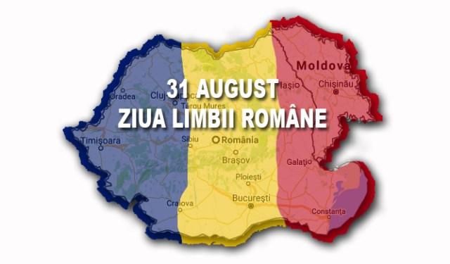 Ziua Limbii Romane 31 august