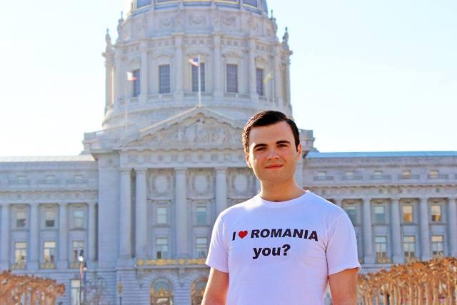 5 Alexandru Budisteanu - San  Francisco UN plaza