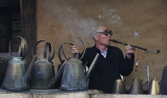 Ceremonia ceaiului in Yuanjia 1