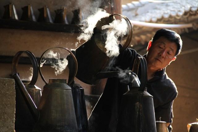 Ceremonia ceaiului in Yuanjia 2