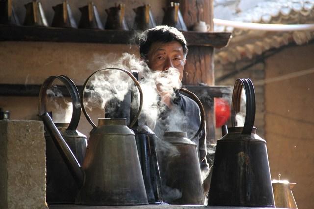 Ceremonia ceaiului in Yuanjia 3