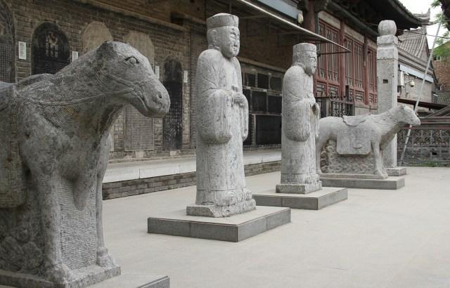 Muzeul Beilin Xi'An_dantomozeiRO