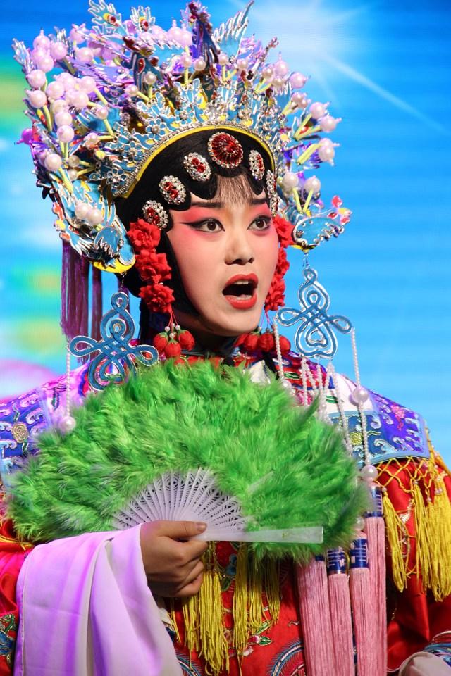 Opera in stil Beijing la Baoji_dantomozeiRO 4