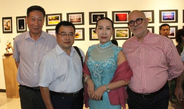 Expozitie RADACINI - Vergil si Liviu Suciu, ICR Beijing 01.08.2017 m