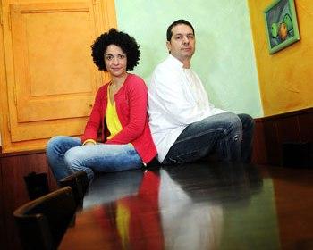 Una parella de fondistes experts en eclipsis