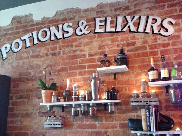 Potions and Elixirs