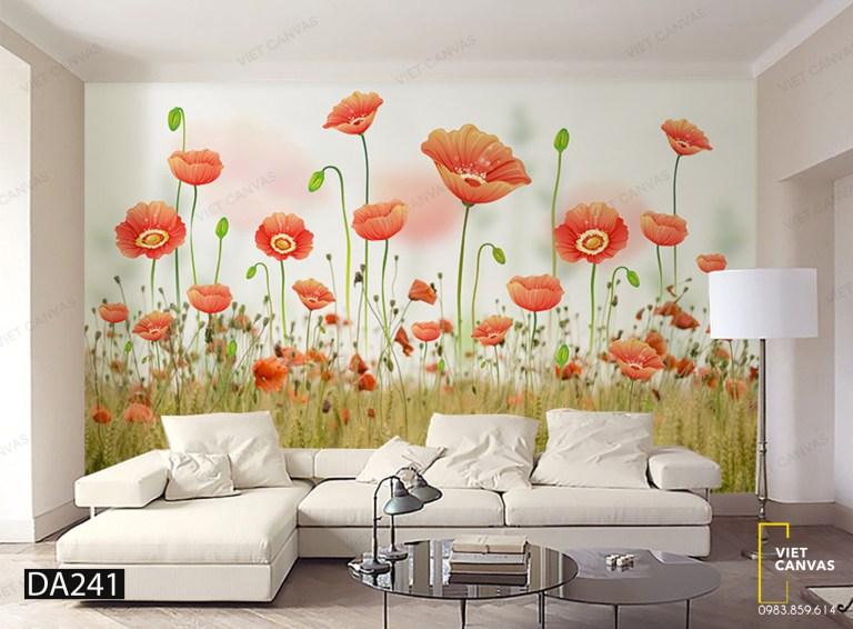 Tranh dán tường trang trí