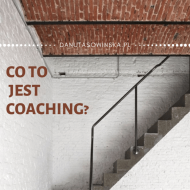 Co to jest coaching