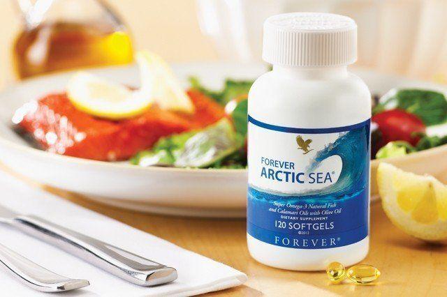 forever artic sea - produs cu acizi grasi omega 3 de la forever living products romania