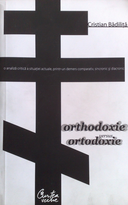Orthodoxie vs ortodoxie