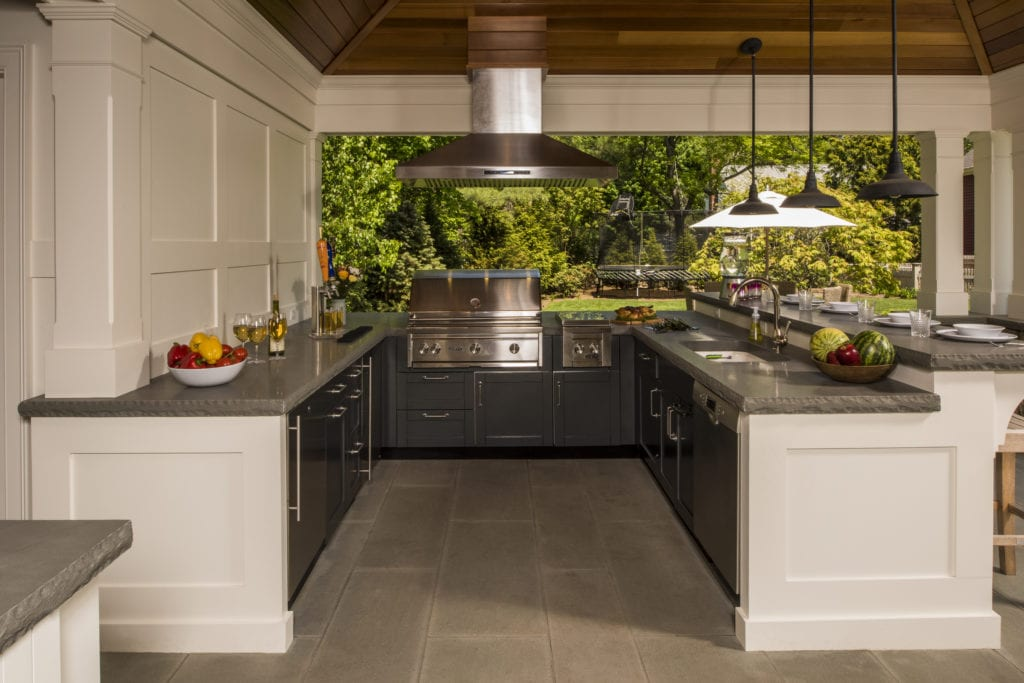 Outdoor Kitchen Layout Tips Amp Tricks Danver
