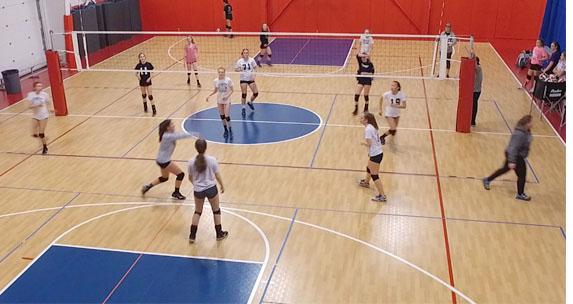 GIRLS VOLLEYBALL - Danvers Indoor Sports