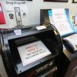 The Danvers Police Department offers drug and needle drop boxes in the lobby of the police station for residents to freely discard unwanted or unneeded items.