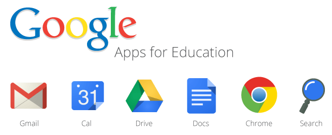 Google Apps For Education Drive Slides Apps Search Chrome Danvers