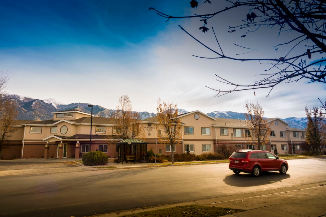 photo of providence place in providence utah