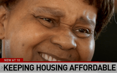Residents of St. Marks Tower Featured in KUTV Story on Affordable Housing
