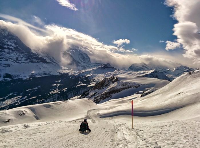 Landscape - Alps