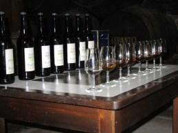 Many shades of brandy