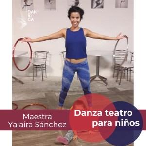 Danza teatro para niños