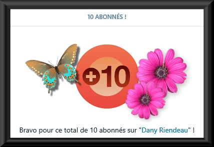 10 Abonnements (PSP X9)