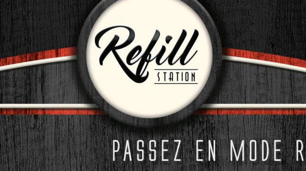 Refill station, Pump up the volume!