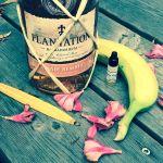 Arome Banana Foster et du rhum!