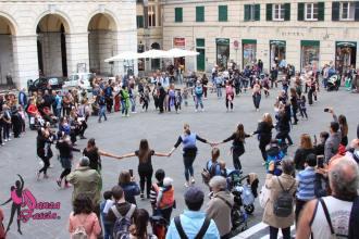 Danza in Fascia FLASHMOB Maggio 2017 (6)