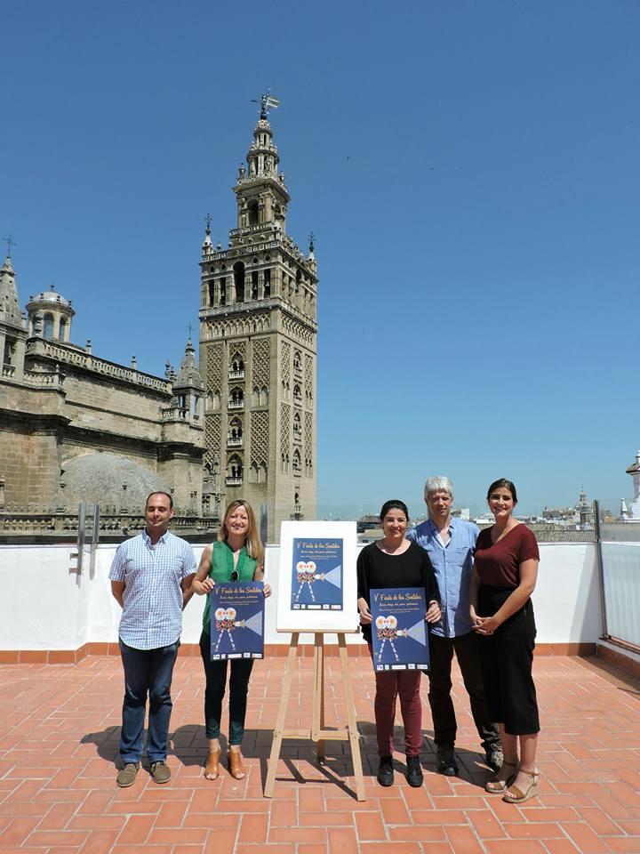 Presentada en la Diputación de Sevilla la extensión de Escena Mobile