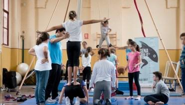 Taller de Circo Inclusivo | 2017 Escena Mobile