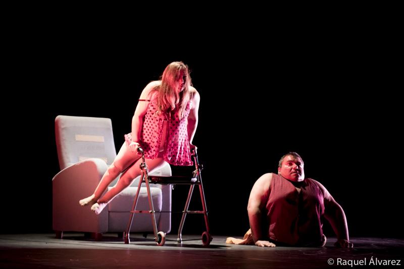 Jaume & Iris | Escena Mobile 2017 I I Certamen Coreográfico
