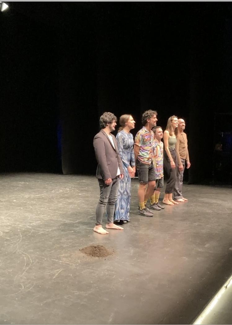 La Compañía actuó en el III Festival Ético de TNT